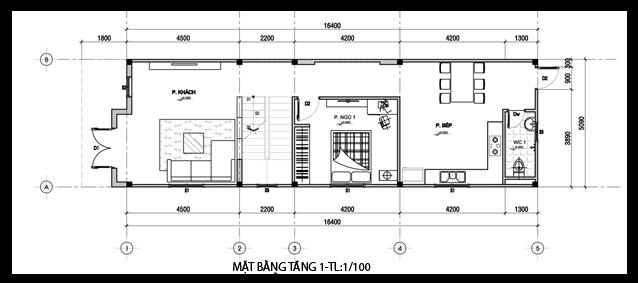 mat bang nha pho 5x16