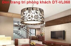 Đèn trang trí phòng khách DT-VL068
