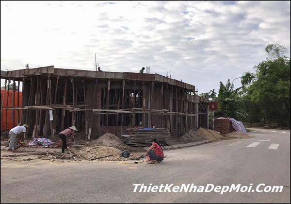 Xây nhà phố 3 tầng giá rẻ tại Biên Hòa
